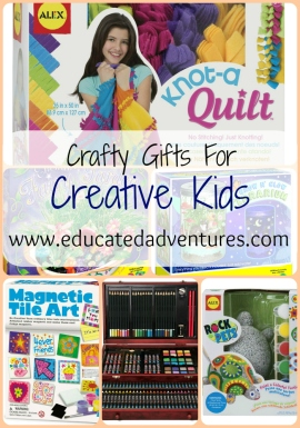 BASIC PLUS - Crafty Gifts For Creative Kids - Heather
