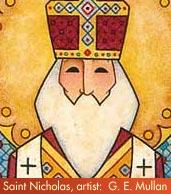 St Nicholas by GE Mullan